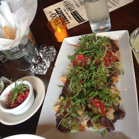 Nachos @ Eastside West Restaurant & Bar