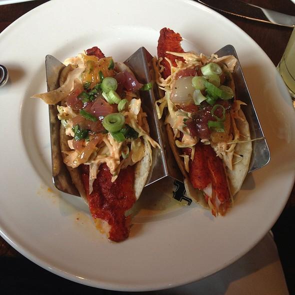 Tacos Al Pastor Y Pescado @ Eastside West Restaurant & Bar