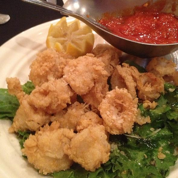 Calamari - Momo's Pasta - Addison, Dallas, TX