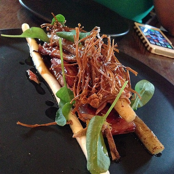Lamb Belly @ Ink.