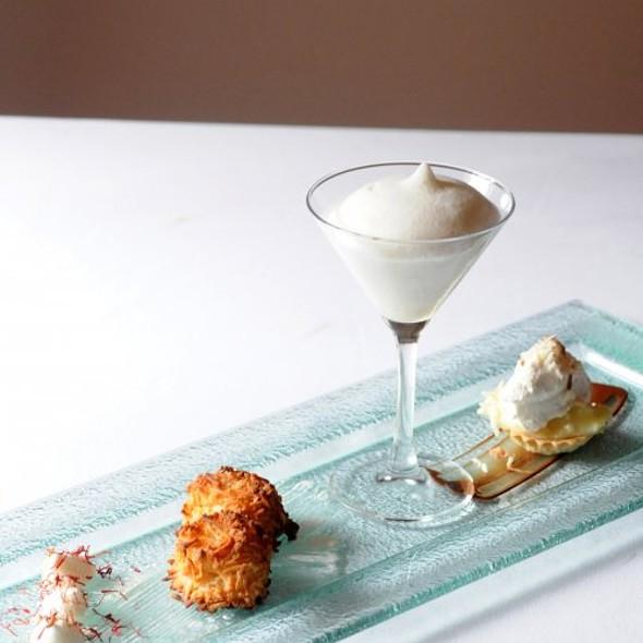 Coconut Dessert - MoHo Kitchen + Cocktails, Alexandria, VA