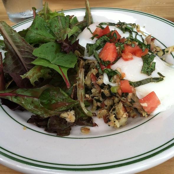 Kale Hash - Americana Restaurant, Del Mar, CA