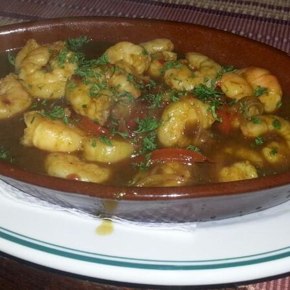 Camarones Al Curry @ Taberna Del Navegante