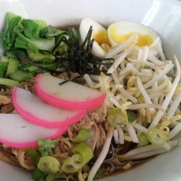 Pork Ramen @ Kapow! Noodle Bar