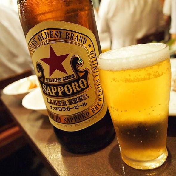 サッポロラガービール @ Yamariki Honkan