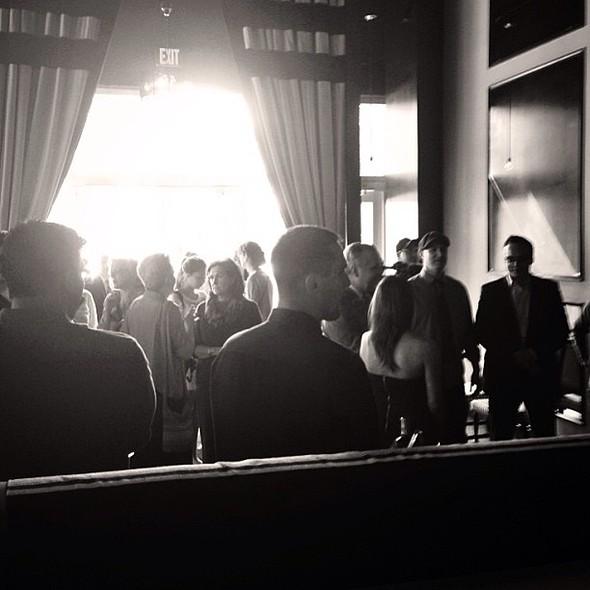 mayor @mayoroftampa at @aniseglobal Grand Opening! @ Anise global gastrobar
