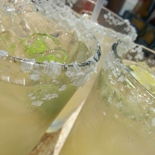 Margaritas @ The Shack