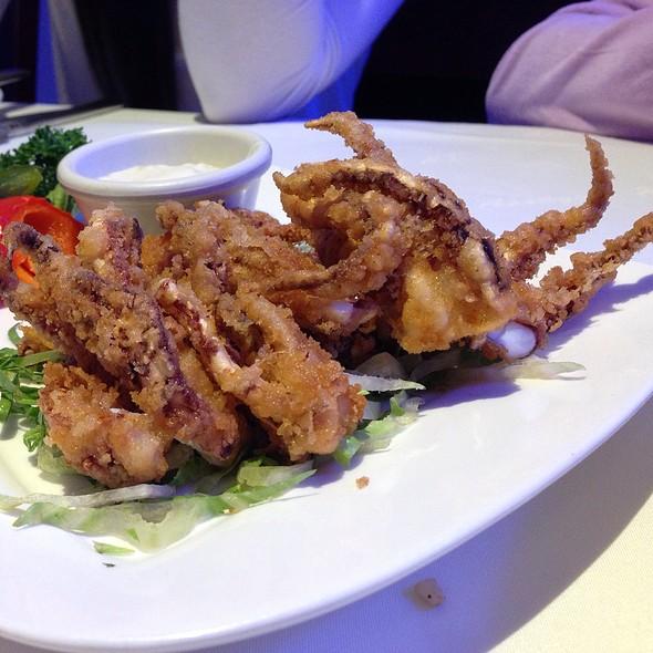 Calamari Legs Karaagi @ Assaggio