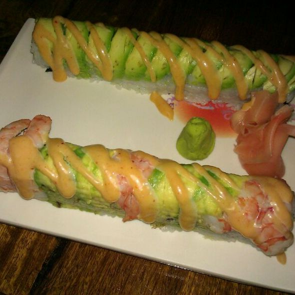 Florida Roll & San Francisco Roll @ PM