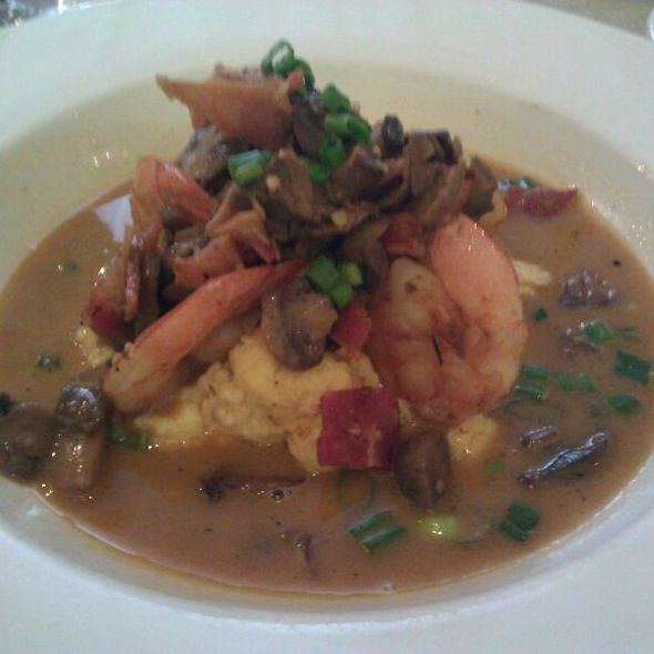 Shrimp & Grits @ 55 South Restaurant