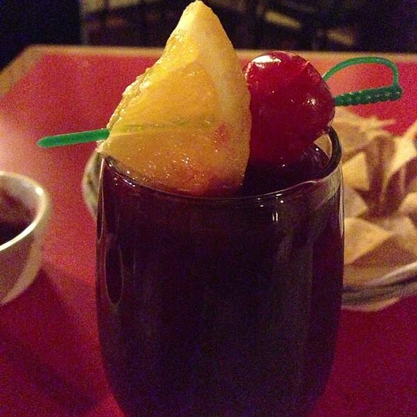 Sangria @ Xochimilco Mexican Restaurant