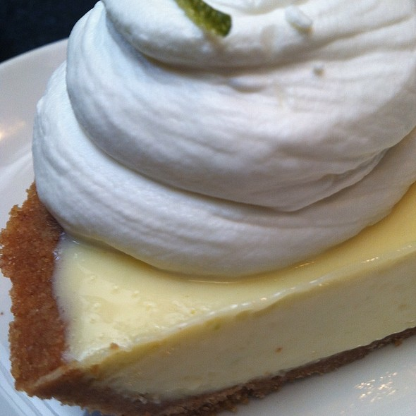 Key Lime Pie - Blue Smoke, New York, NY