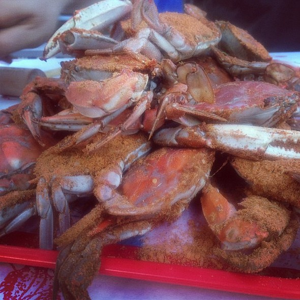 @ Lowry's Crab Shack
