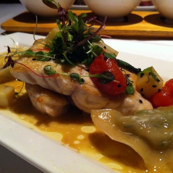 Steamed Opakapaka @ Roy's Restaurant