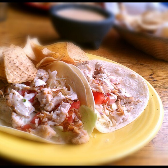 Foodspotting for Best fish taco recipe in the world