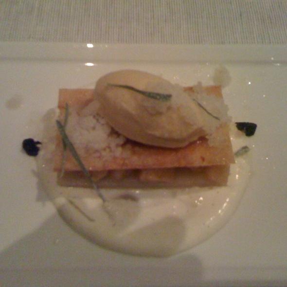 Apple Dessert @ Lux Stockholm