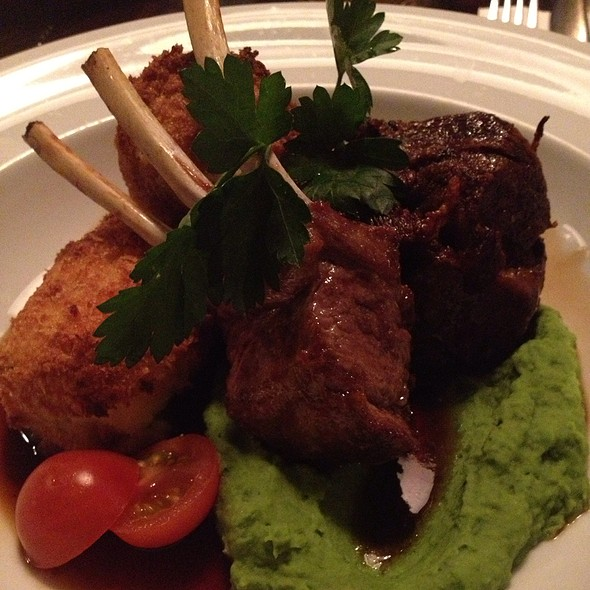 Lamb Two Ways @ Shawtys Cafe Restaurant & Bar;