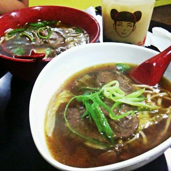 Beef Genji Noodles @ Ersao