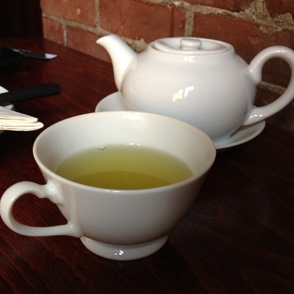 Green Tea - Itadaki, Boston, MA