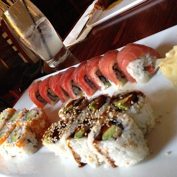 Sushi - Itadaki, Boston, MA