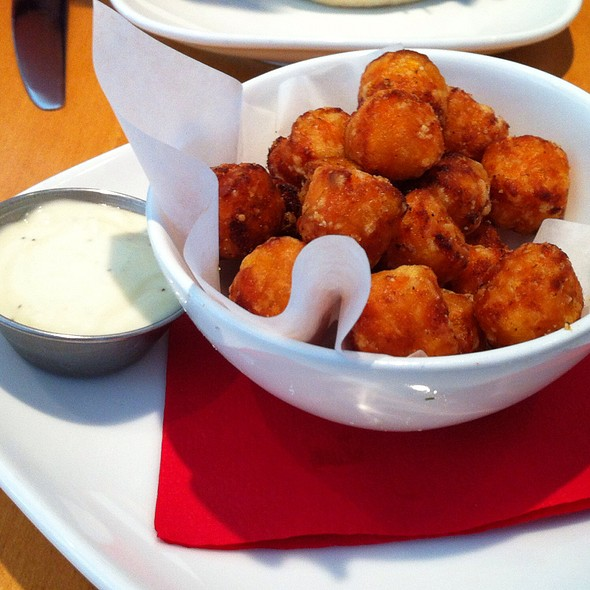 Sweet Potato Tots @ Flip Burger Boutique
