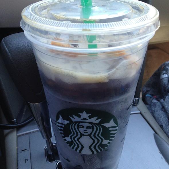 Orange Spice Iced Coffee @ Starbucks