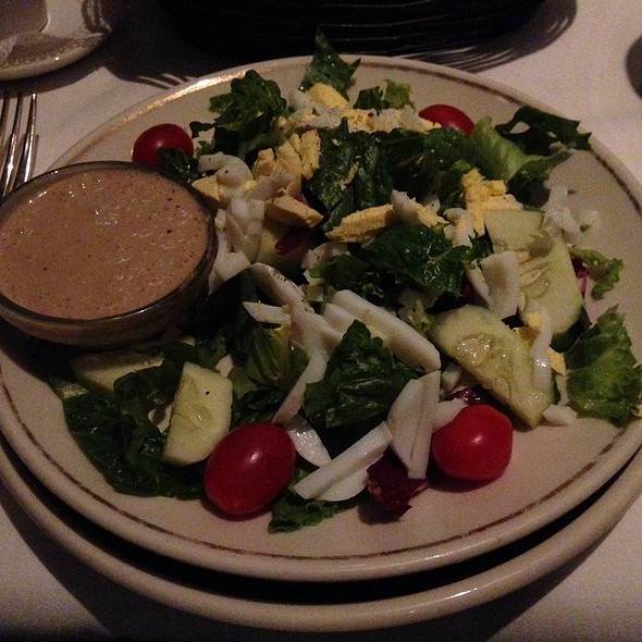 House Salad - The Prime Rib - Baltimore (The Original), Baltimore, MD