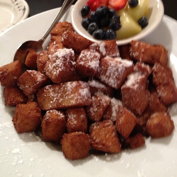Cuban Bread French Toast