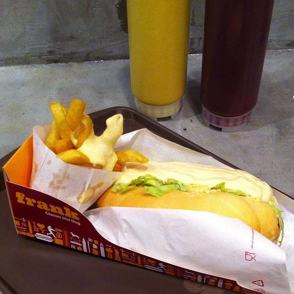 F3 @ Frank Hot Dogs Especiais