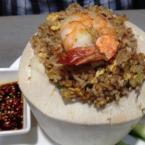 Fried Rice @ Jalan Alor, Melbourne