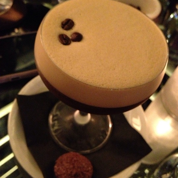 Espresso Martini @ The Westin Melbourne