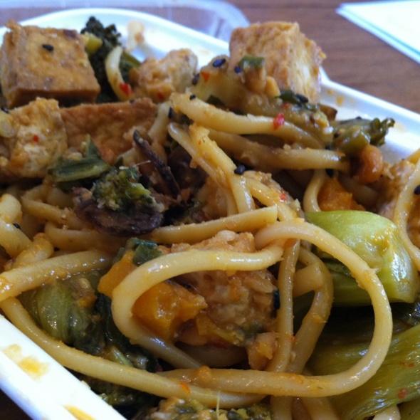 Garden Noodles @ Chow