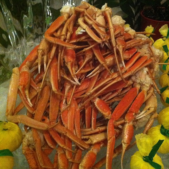 crab - Sterling's Seafood Steakhouse at Silver Legacy Resort Casino, Reno, NV