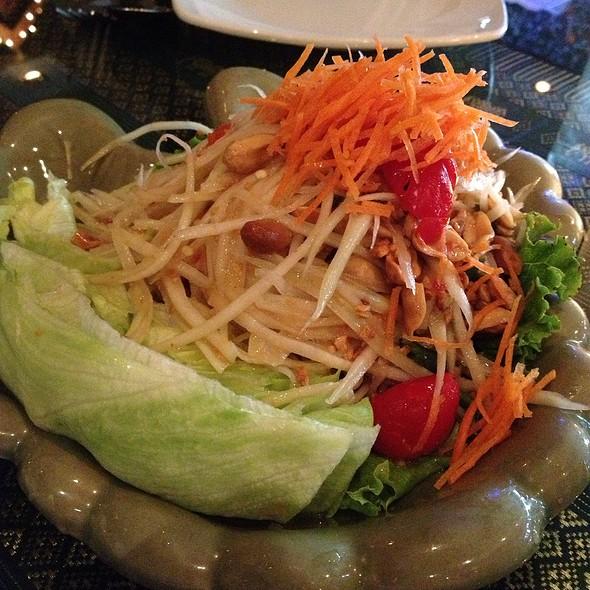 Sum Tum (Papaya Salad) - Thai Thani - Orlando, Orlando, FL