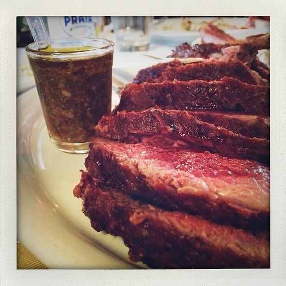 Filet Mignon @ Jacaré Grill
