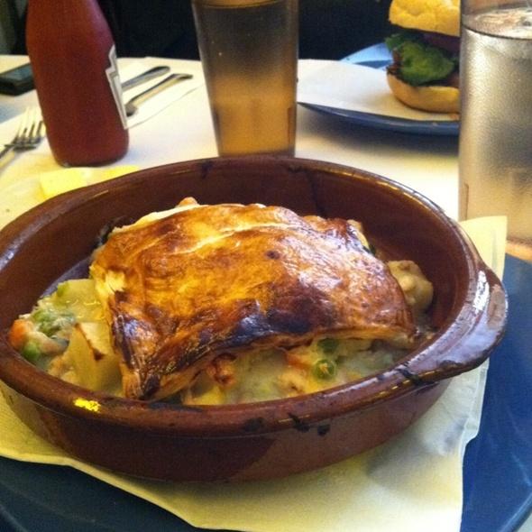 Chicken Pot Pie - 1 Vizio, New York, NY