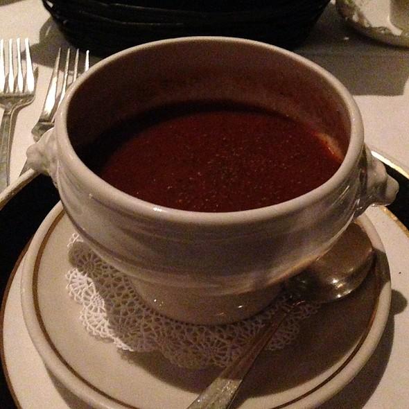 Tomato Bisque - The Prime Rib - Baltimore (The Original), Baltimore, MD