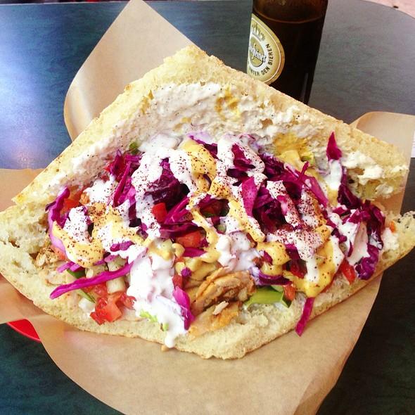 Döner Kebab @ The Berliner Doner Kebab