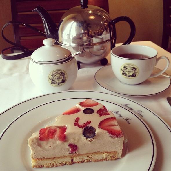 Tea Bavarois
