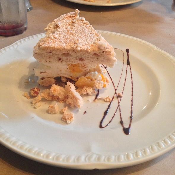 Mango Meringue Cake @ Maxim Restaurant