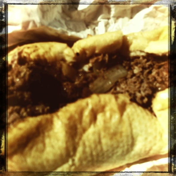 Beef Cheesesteak @ Texadelphia