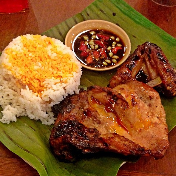 mang inasal database Mang inasal now boasts of over 500 stores in the philippines, 90% of which are franchised the department of trade and industry (dti) and philippine franchise association (pfa) recognized mang inasal as a hall of fame awardee as outstanding filipiino franchising in the food and large-scale category.