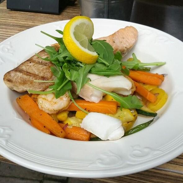 Fish Special @ Restaurant Vis&Meer