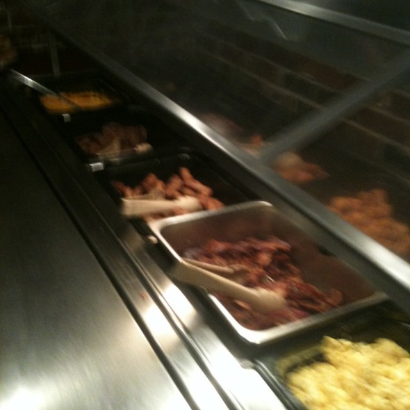 Breakfast Buffet @ Jack's Pancake-N-Steak House