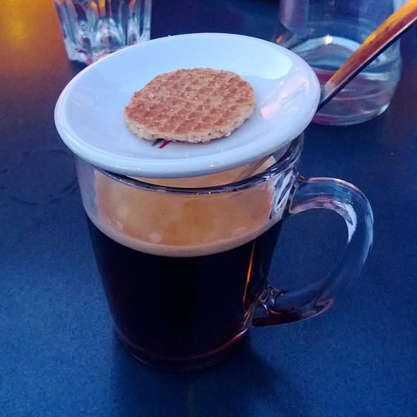 Americano Coffee @ In de Waag