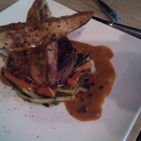 Fillet Mignon - Cassariano Italian Eatery, Venice, FL
