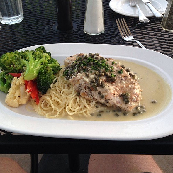 Chicken Piccata @ Ij Canns
