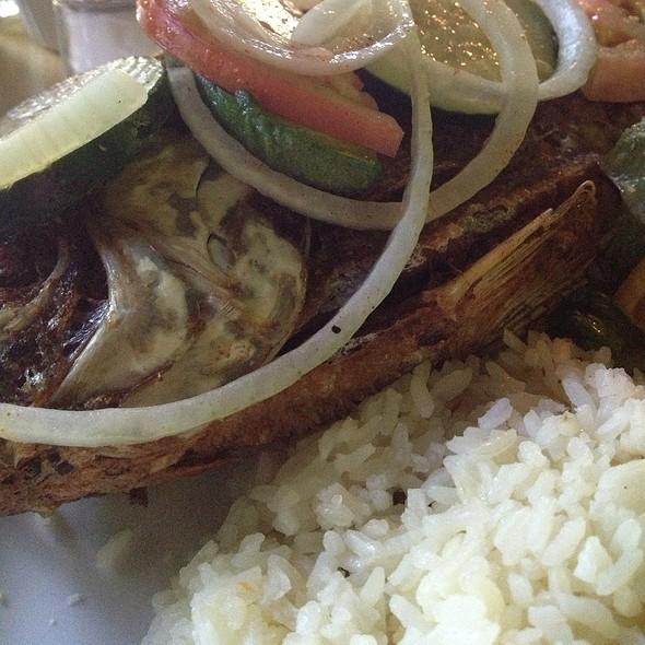 Pescado Frito - Fogon Cocina Mexicana, Seattle, WA