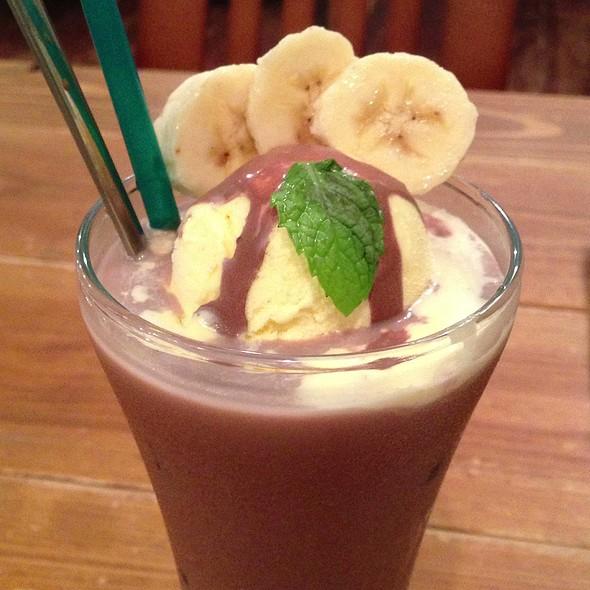 Choco Banana @ ハティフナット