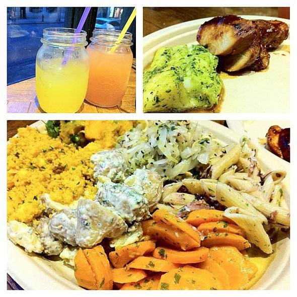 Dinner at Sproutworks @ Sproutworks | 豆苗工坊